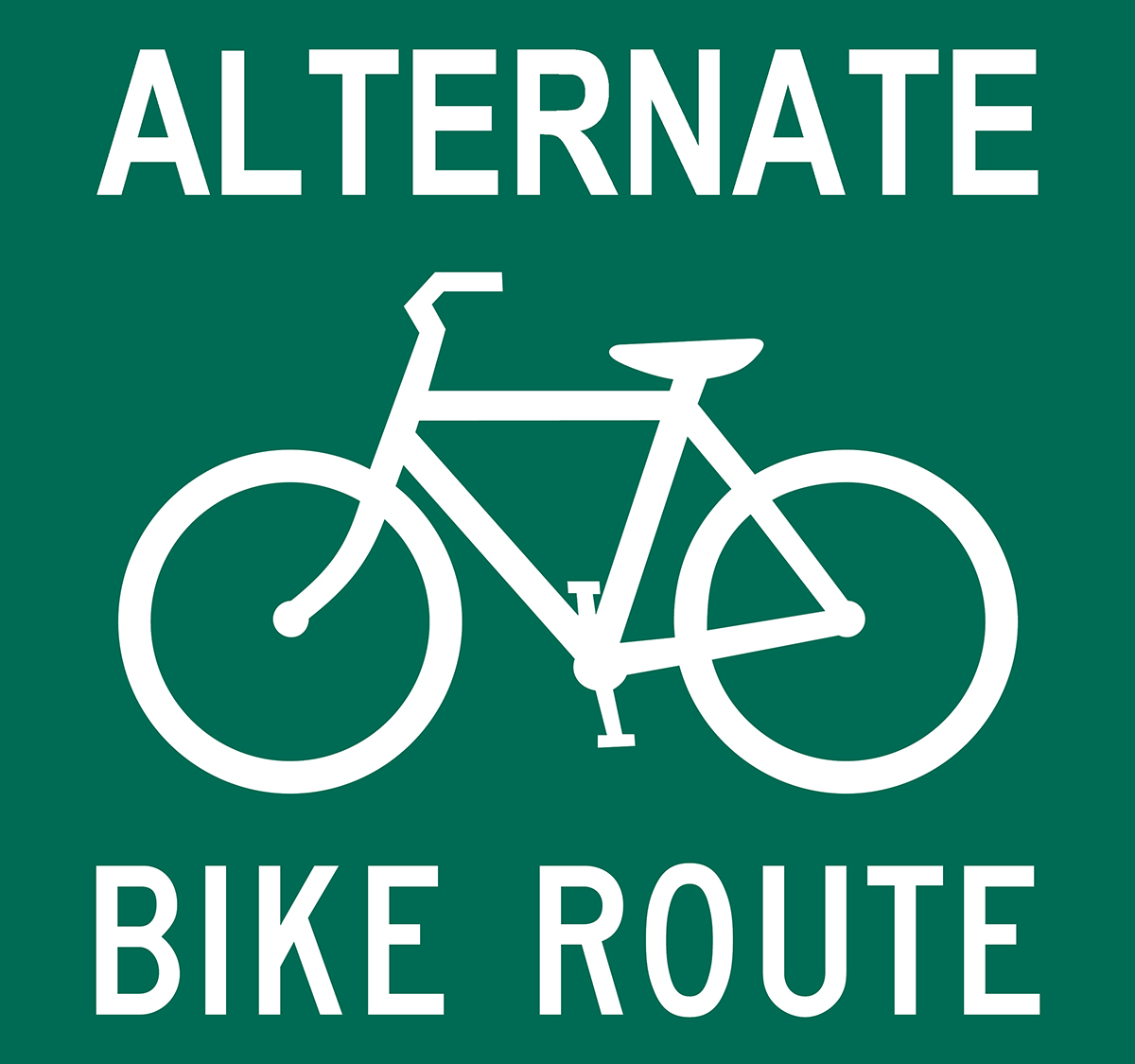 Bike PA Route A Alternate Route
