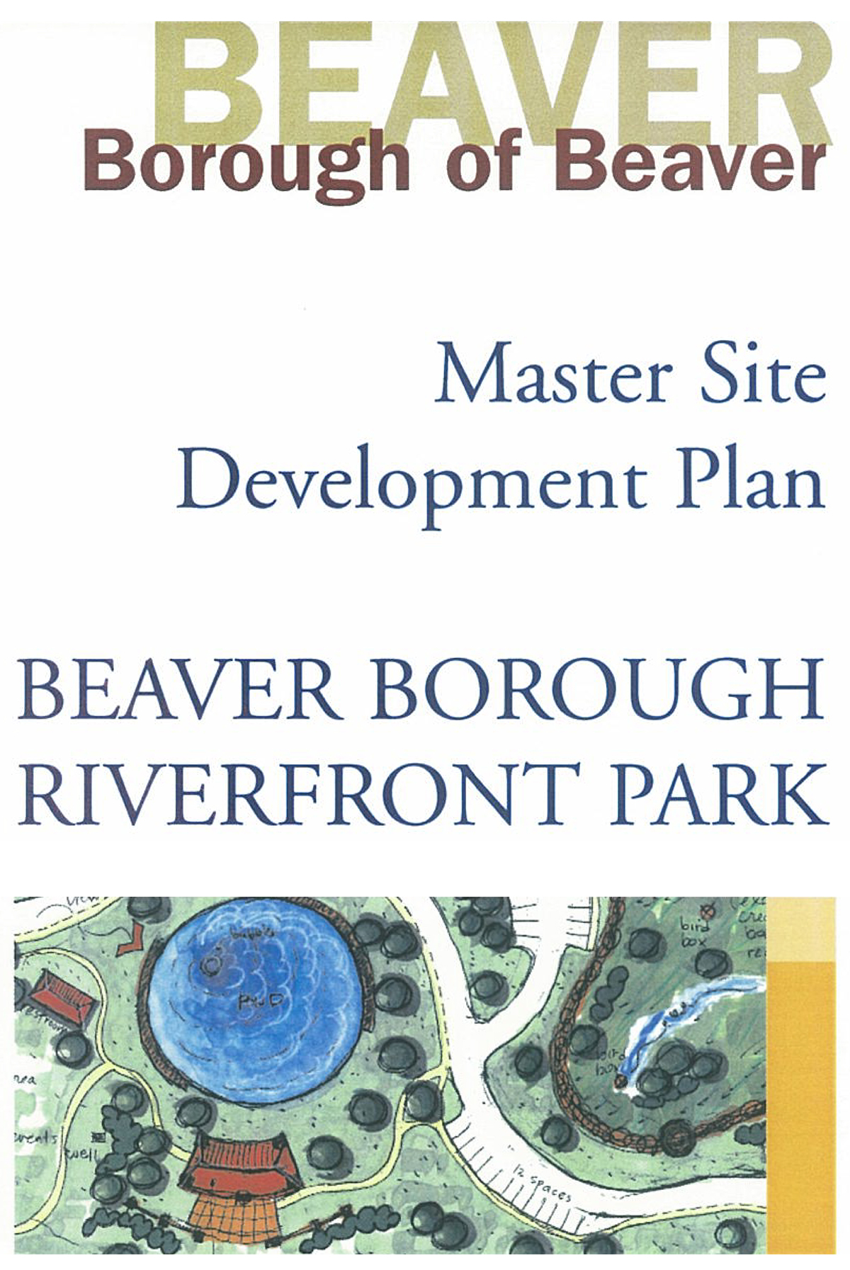 Beaver Borough Riverfront Park